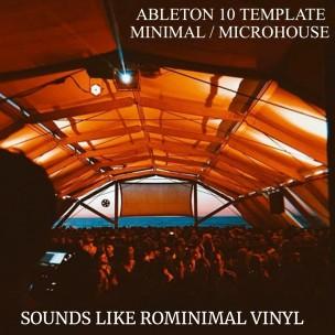 Sounds like Rominimal Vinyl