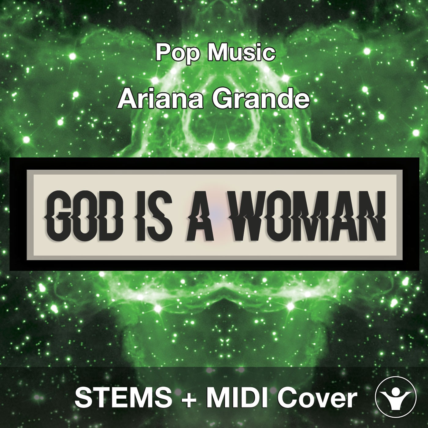 Ariana Grande - God is a woman - STEMS + MIDI Cover