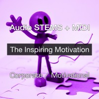 Corporate / Motivational Music Production Stems